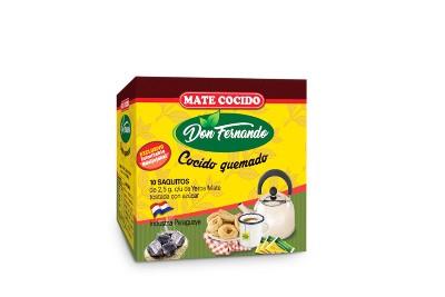 Mate Cocido Don Fernando 10 saquitos
