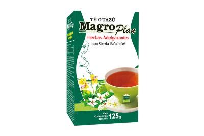 Magro Plan con stevia 125g