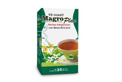 Magro Plan con stevia 25 saquitos