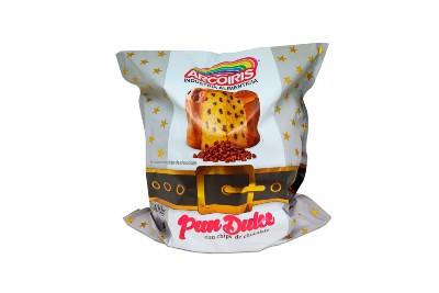 Pan dulce con chips de chocolate 400g