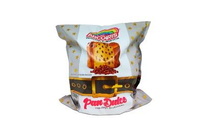 Pan dulce con chips de chocolate 700g