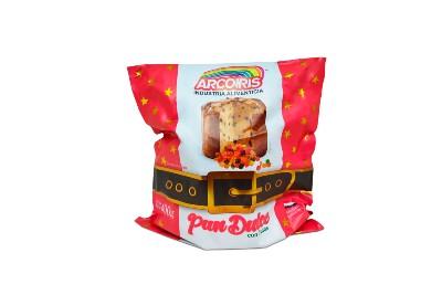 Pan dulce con frutas 400g