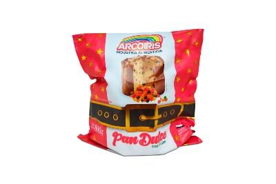 Pan dulce con frutas 800g