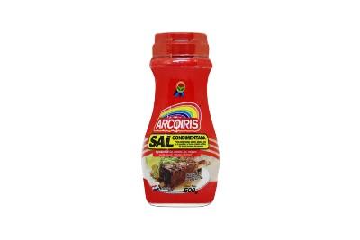 Sal condimentada 500g