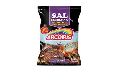 Sal entrefina marina condimentada 400g
