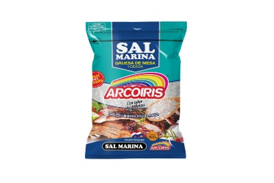 Sal marina gruesa de mesa 500g